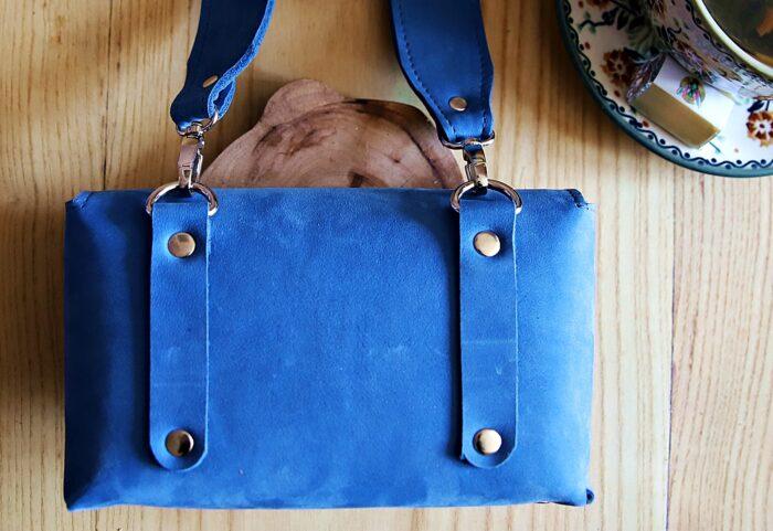 Nerka nancy XL blue back