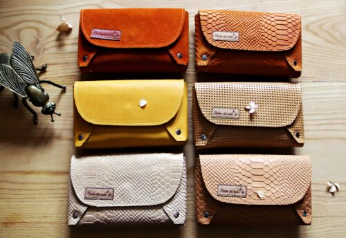beltbag Nancy leather