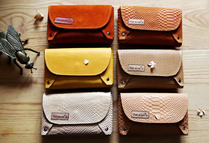 beltbag Nancy leather